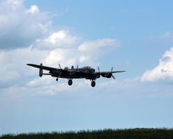 Avro 683 Lancaster B1 PA474/HW-R by irwingcommand