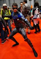 NYCC'14 Nightwing by zer0guard