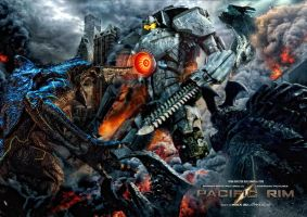 PACIFIC RIM - The Apocalypse by tomzj1