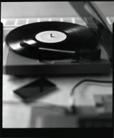 Record Player by JamesR-Photography