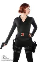 Black Widow 1 [Quinni-Con 2014] by katyanoctis