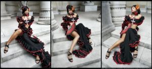 KAYA - From TRINITY BLOOD 02 by Karafactory