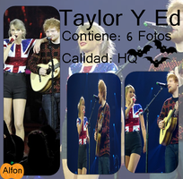 Photopack #02 De Taylor y Ed by alfonsina888