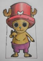 Chopper by master-cartoonist