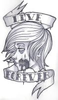 Live Forever by Felix-4588
