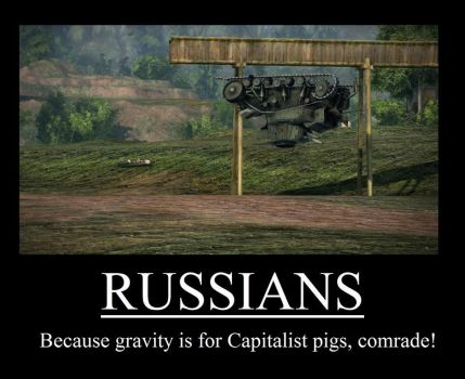 Russians by TheFunnyAmerican