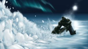 Hulk Arctic Groundslam by KEGO44