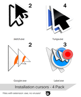Cursors Pack by tchiro