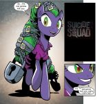 Mane-iac - Suicide Squad by Persona22