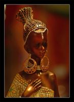 African Princess by crysiss
