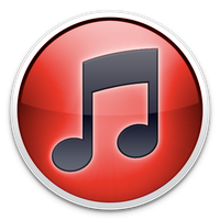 Red iTunes Icon by TheArcSage