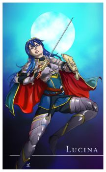 FEA: Lucina by ravenwing136