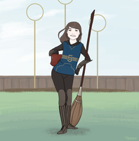 Quidditch by Thelky