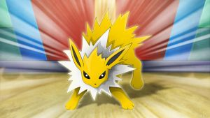 Jolteon by RamiroMaldini