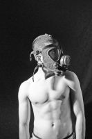 Gas Mask by DRSHOT