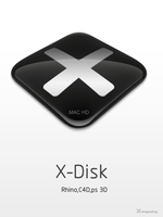 X Disk by bingxueling