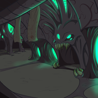 Galdrak hive by plaguedlord