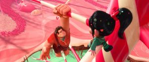 Wreck It Ralph: Vanellope. by JJonasluvr1054