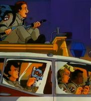 Real Ghostbusters Promo Pilot Collage 2 by rgbfan475