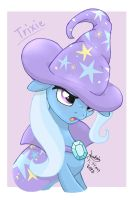 MLP FIM - The Great and Powerful Trixie by Joakaha