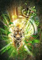 the last king of the jungle by sunjaya