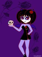 HoneyBatty- Day of the dead by HoneyBatty16