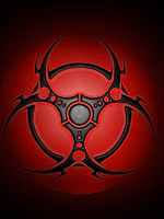 Bio Hazard nokia theme by xR4nD0mx3m0x