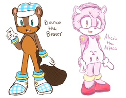 Sonic Kid Adoptables ONE OPEN by Lordy-Oh