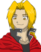 Happy Ed - colored by silana