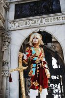TRINITY BLOOD - Ion IV by rovenLST