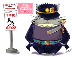 TONARI NO JOTARO by WolfHyde