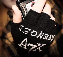 A7X and HTC Evo by ibledonthedancefloor