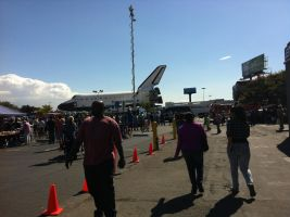 Space Shuttle Block Party! by Diana-Huang