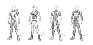 Male Costume Design by Obhan