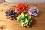 Curl Origamis by fleecyblue