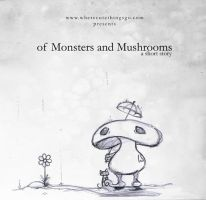 of Monsters and Mushrooms Pg 1 by lafhaha