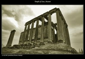 Aizanoi Temple of Zeus by thespis1