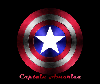 Captain america by WhiteFlameTiger