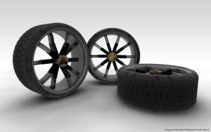 Concept tire 3.0 by Sad008