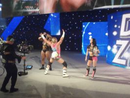 Dolph Ziggler, AJ Lee and Big E Langston- Payback by rkogirl1