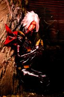 Haseo - Carnage in wait by BertLePhoto