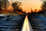 Down the Tracks by Cruzweb