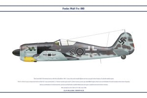 Fw190A5 JG1 1 by WS-Clave