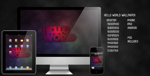 Hello World by HollywoodSaint