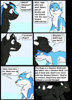 Ice Wolf pg. 39 by HylianLycan