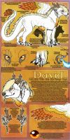 .: David, Adrian White Official Sheet Ref 2014 :. by SillyTheWolf
