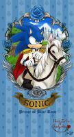 Rose_tales_of_hedgehog_chapter_1_front cover_Sonic by DreamingClover