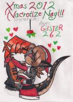 Xmas 2012: Narcotize-Nagini (Crystal-CM) by gilster262
