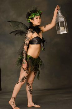 Fairy Unrestricted Stock by artmaniabychristine