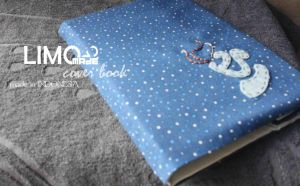 Hot Coffee - Handmade Cover Book / Binder by LIMOmade
